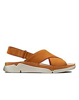 Clarks Tri Alexia Standard Fitting Sandals