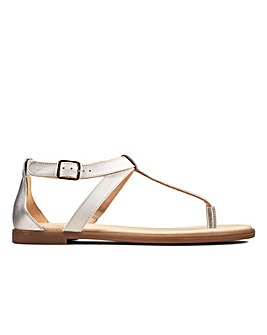 Clarks Bay Post Standard Fitting Sandals