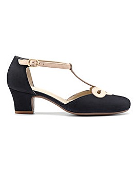 Hotter Darcy Wide Fit Formal Shoe