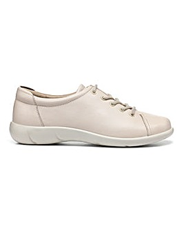 Hotter Dew Wide Fit Lace Up Shoe