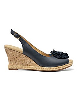 Hotter Hawaii Wedge Sandal