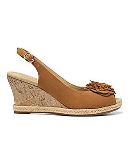Hotter Hawaii Wedge Sandal