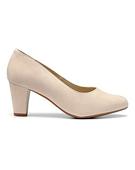 Hotter Joanna Wide Fit Court Shoe