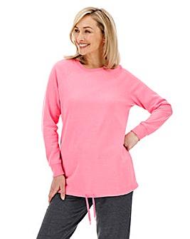 Pink Marl Sweatshirt