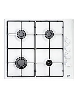 Beko Built-in Gas Hob White HIZG64120W