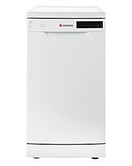 Hoover 10 Place Slimline Dishwasher