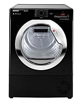 Hoover 9kg Heatpump Tumble Dryer, Black