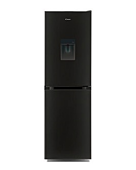 Candy 253L Black Fridge Freezer
