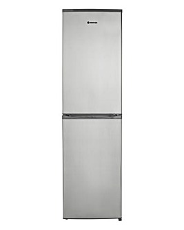 Hoover 306L Fridge Freezer, White