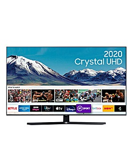 Samsung UE43TU8500UXXU 43in 4K LED Smart TV
