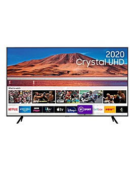 "Samsung UE65TU7100KXXU 65"" 4K Ultra HD HDR Smart TV"
