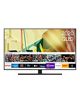"Samsung QE65Q70RATXXU 65"" 4K Ultra HD QLED Smart TV"