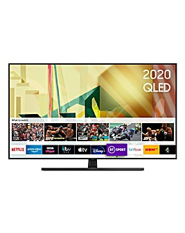 "Samsung QE55Q70TATXXU 55"" 4K Smart TV"