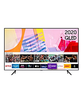 "Samsung QE65Q65TAUXXU 65"" 4K Ultra HD QLED Smart TV"