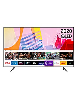 "Samsung QE50Q65TAUXXU 50"" 4K Ultra HD QLED Smart TV"
