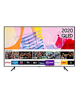 "Samsung QE43Q65TAUXXU 43"" 4K Ultra HD QLED Smart TV"