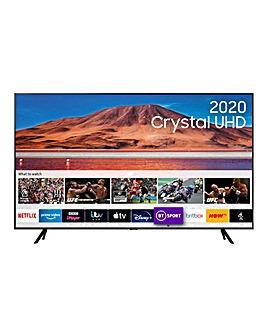 "Samsung 75"" UE75TU7000KXXU UHD Smart TV"