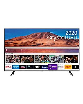 "Samsung 65"" UE65TU7000KXXU UHD Smart TV"