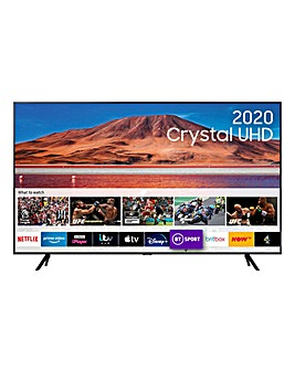 "Samsung 50"" UE50TU7000KXXU UHD Smart TV"