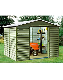 Yardmaster 10x8ft Shiplap Shed