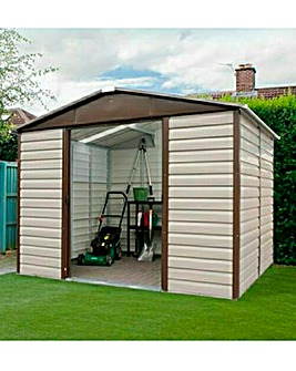 Yardmaster 10x12ft Shiplap Shed