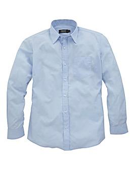 W&B London Blue L/S Formal Shirt R