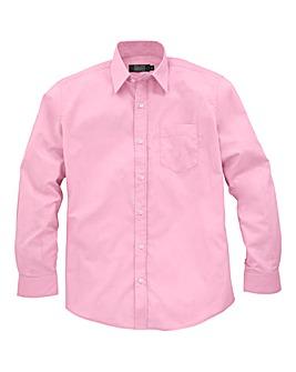 W&B London Pink L/S Formal Shirt L