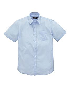 W&B London Blue S/S Formal Shirt R