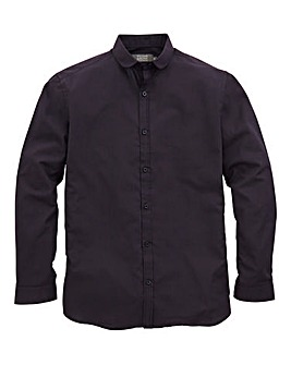 WILLIAMS & BROWN LONDON Long Sleeve Formal Shirt Reg