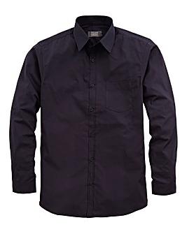 WILLIAMS & BROWN LONDON Long Sleeve Formal Shirt Regular