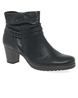 Gabor Pollyanna Wider Fit Ankle Boots