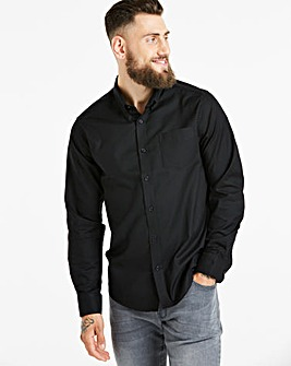 Capsule Black L/S Oxford Shirt R