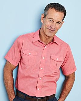 Premier Man Berry Pilot Shirt R