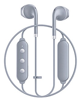Happy Plugs Wireless II - Space Grey