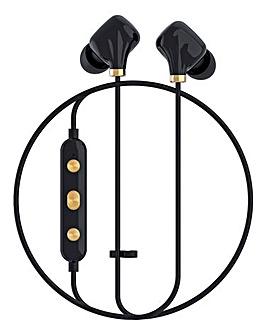 Happy Plugs Ear Piece II Black Gold