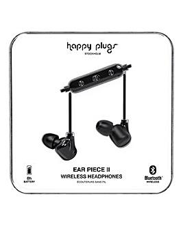 Happy Plugs Ear Piece II - Black