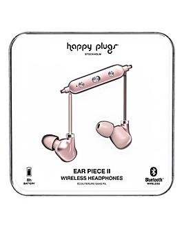 Happy Plugs Ear Piece II - Pink Gold
