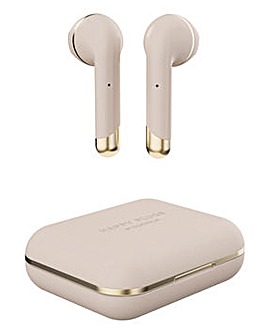 Happy Plugs Air1 - White-Gold