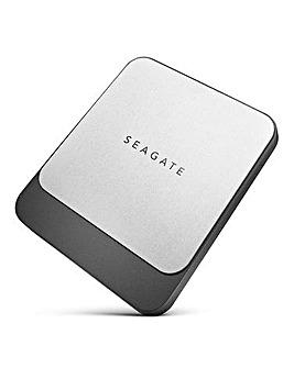 Seagate 1TB Fast USB-C SSD