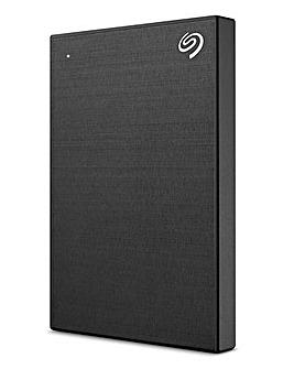 Seagate 2TB Backup Plus Slim Portable