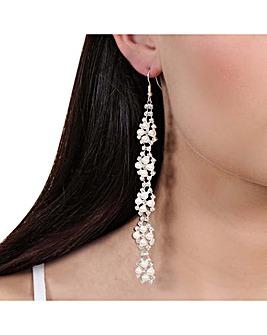 Lipsy Pearl Linear Earring