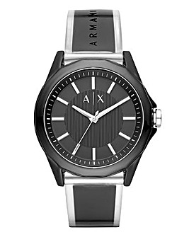Armani Exchange Gents Black Watch