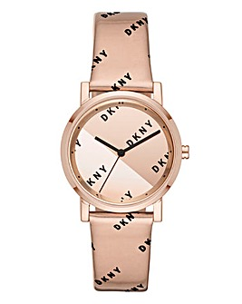 DKNY Logo Ladies Watch