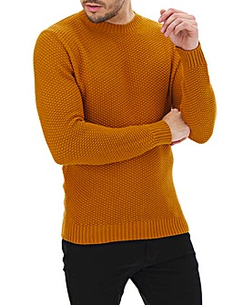 Peter Werth Textured Knit Jumper