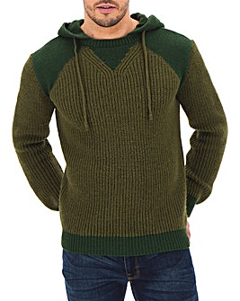 Joe Browns Hooded Jumper