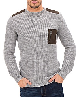 Joe Browns Fisherman Rib Jumper