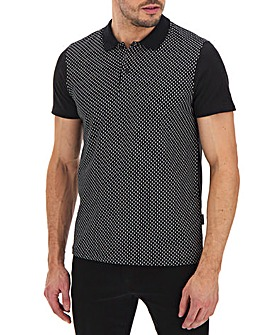 Peter Werth Geo Panel Polo