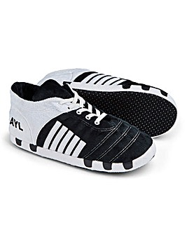 Personalised Slipper Football Boots