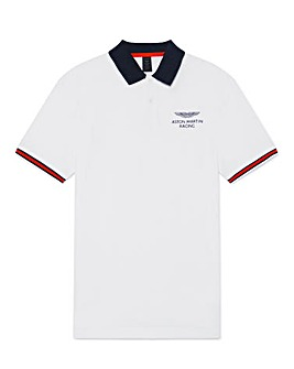 Hackett AMR Tape Polo