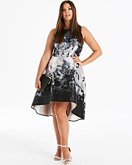 Coast Mohonia Jacquard Dress